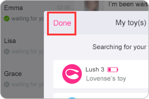 How to pair Lush 2nd Gen with the Lovense Remote app on Windows PC.