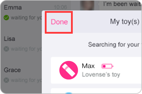 How to pair Max with the Lovense Remote app on Windows PC.