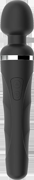 Le Wand Massager Domi est robuste, lisse, bien construit et très puissant.