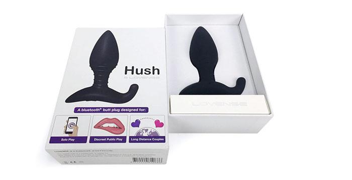 Lovence hush
